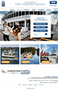 Mobile Preview of 1000islandscruises.ca